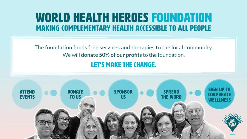 World Health Heroes Foundation - Summer Retre