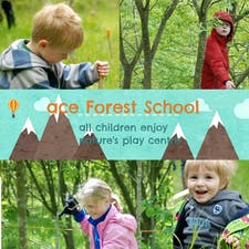 Ace Forest School logo