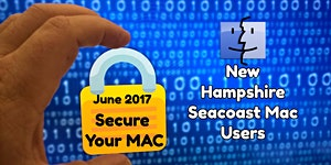 Apple Users Group June 2017 - Security Session