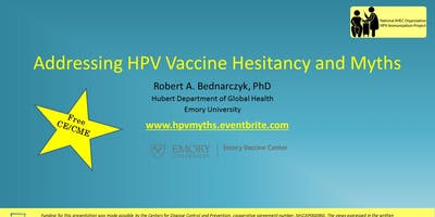 Addressing HPV Vaccine Hesitancy and Myths