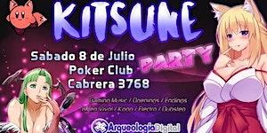 Kitsune Party @Poker Club / Open Party!