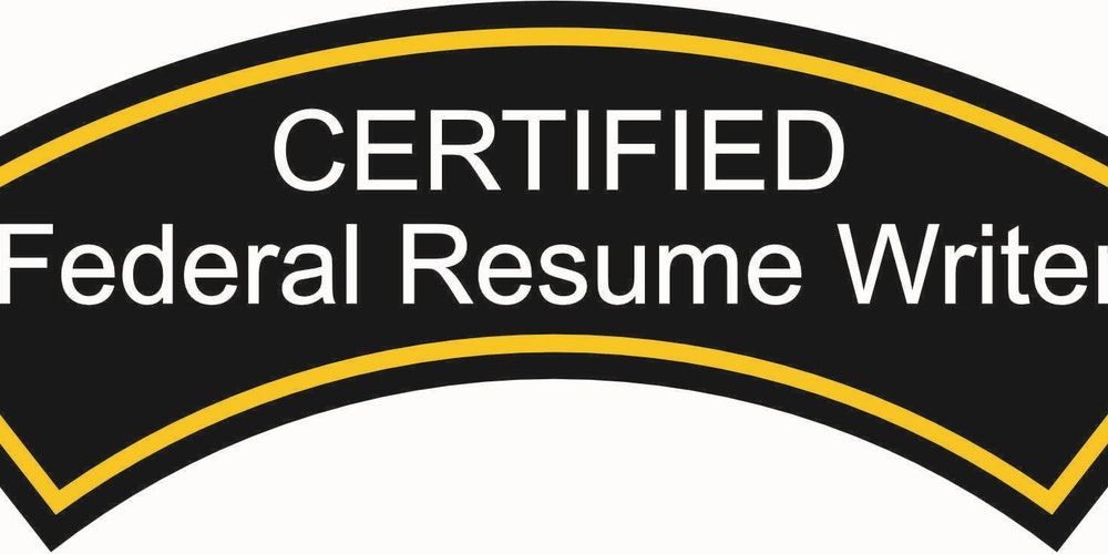 certified federal rsum writer workshop tickets tue sep 26 2017 at 700 am eventbrite - Federal Resume Writers