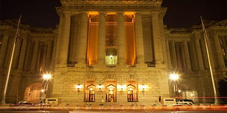 THE MELLON GALA @ The Andrew Mellon Auditorium |NYE Washington DC 2019-2020 tickets