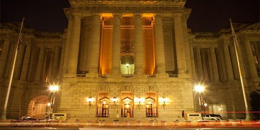 Mellon Gala @ The Andrew Mellon Auditorium | NYE Washington DC 2019-2020