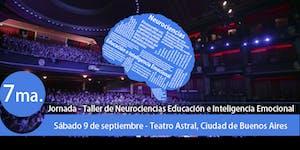 7ma. Jornada de Neurociencias, Educación e...