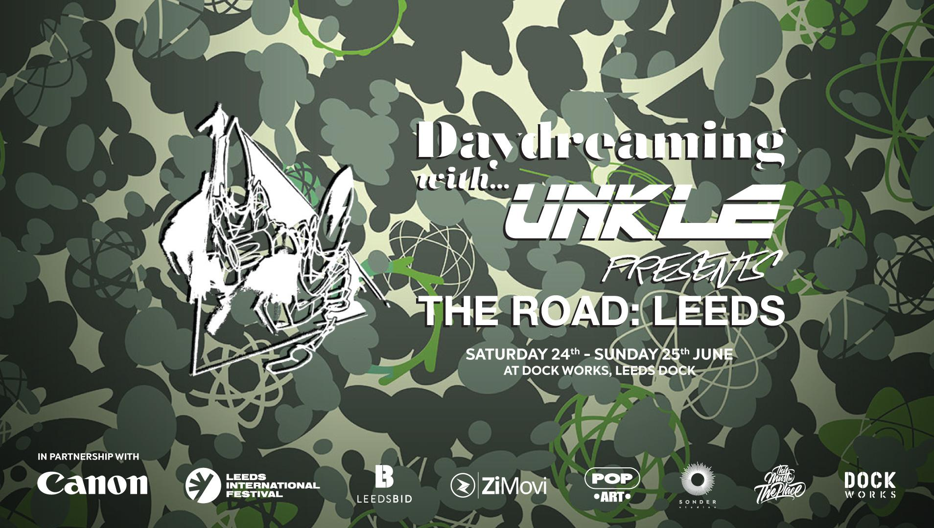 Daydreaming with...UNKLE presents The Road: L