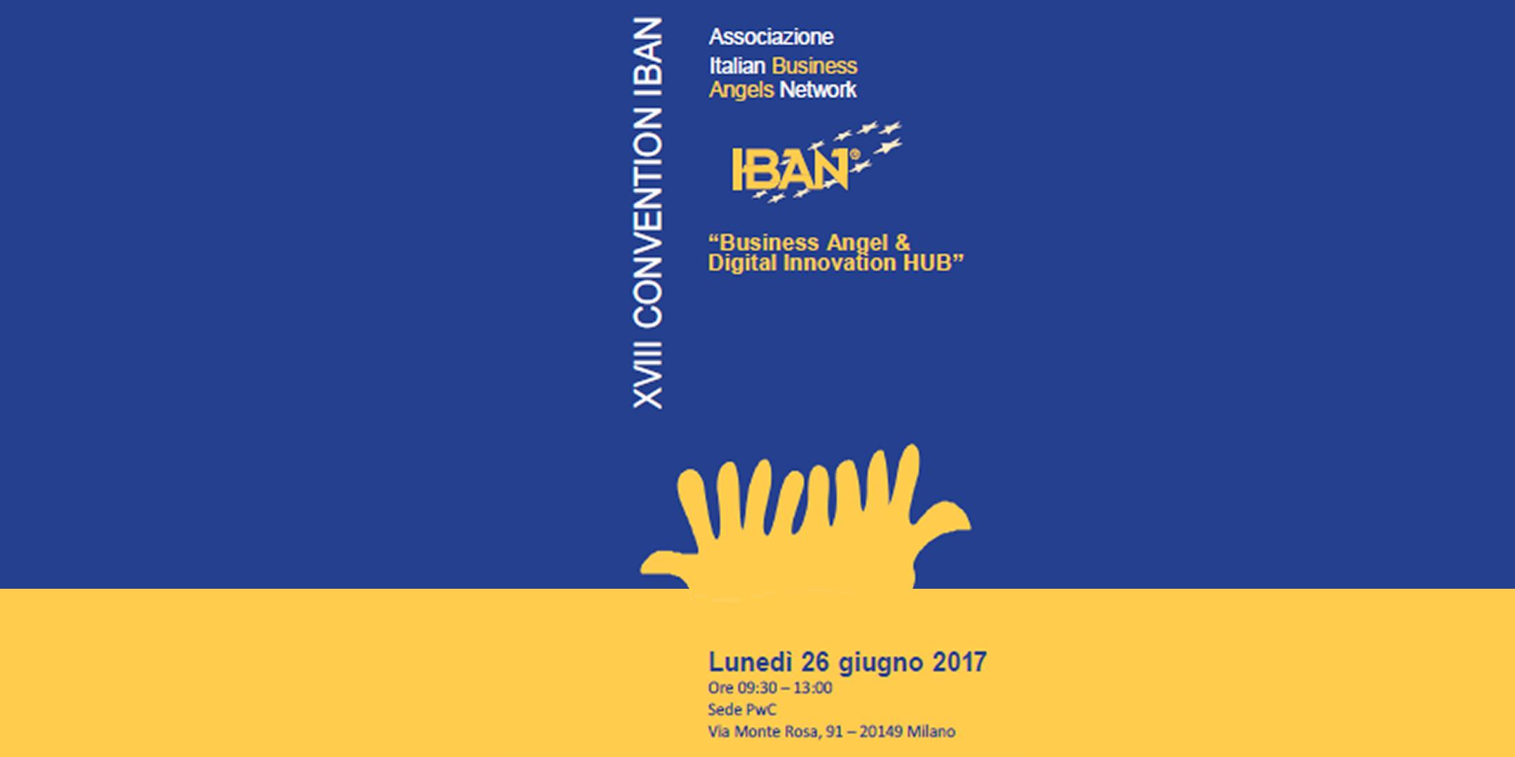 XVIII Convention annuale IBAN