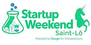 Startup Weekend Saint Lo 10/17
