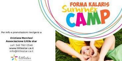 Forma Kalaris Summer camp