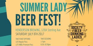 Summer Lady Beer Festival