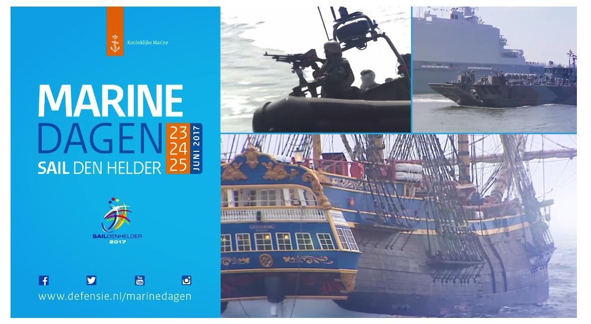 Total Drone Xperience - Marine Demo Dagen