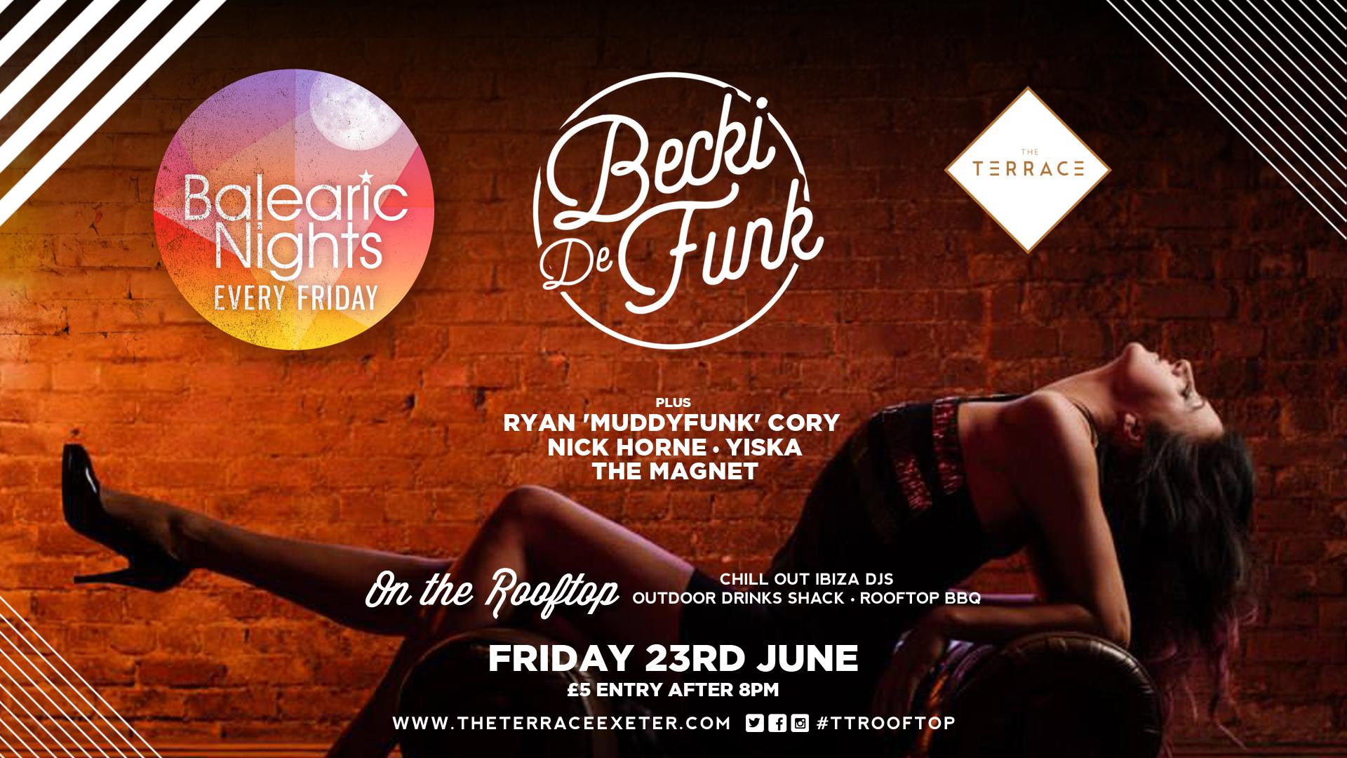 Becki De Funk (DJ Set)