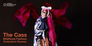 The Cass Graduate Fashion Catwalk 2017: The Press Show...