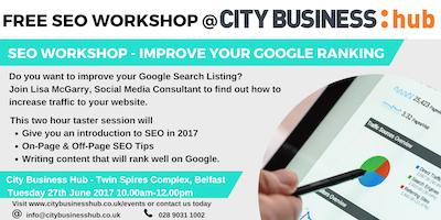 SEO: Improve Your Google Ranking