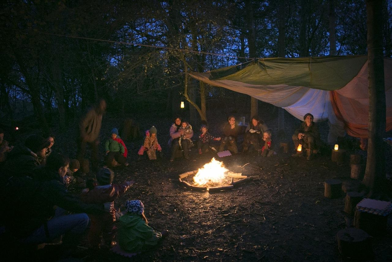 Inspiration through Outdoor Storytelling EVENT CANCELLED
