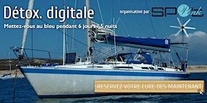 Réservez votre cure marine de détox. digitale