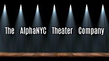 The AlphaNYC Theater Company logo