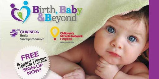 CHRISTUS BBB Prenatal Class - Big Brother/Big Sister - Shreveport