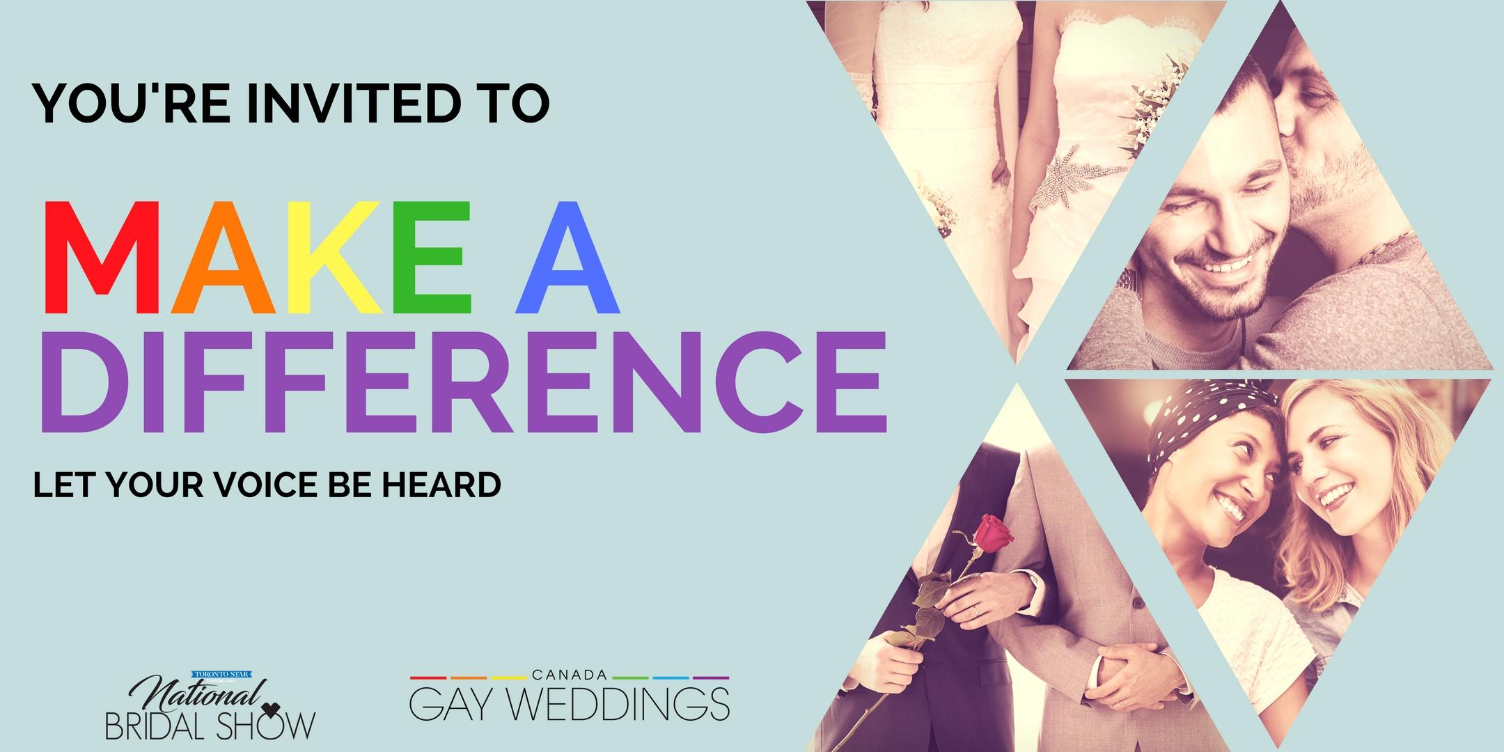 Make a Difference: LGBTQ+ Focus Group Event