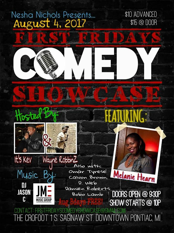 First Fridays Comedy Showcase feat. Dave Jones. First Fridays Comedy Showcase feat. Dave Jones