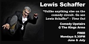 Lewis Schaffer Comedy Upstairs