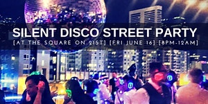 Silent Disco Street Party - Groovy VIP