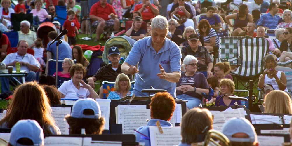 Community Band Concert On Chelmsford Common Tickets