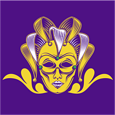 Fountain City Mardi Gras Association logo