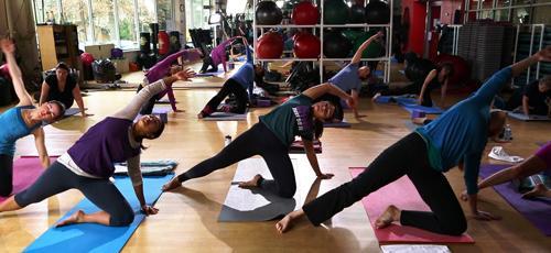 Open Flow Yoga