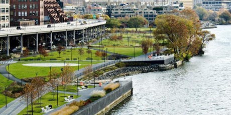 Free yoga on the Georgetown Waterfront Every Saturday @ 9:30am tickets