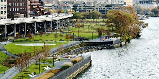 Free yoga on the Georgetown Waterfront Every Saturday @ 9:30am