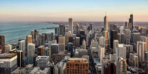 Around Chicago LIVE! ~ Networking ~ The Signature Room...