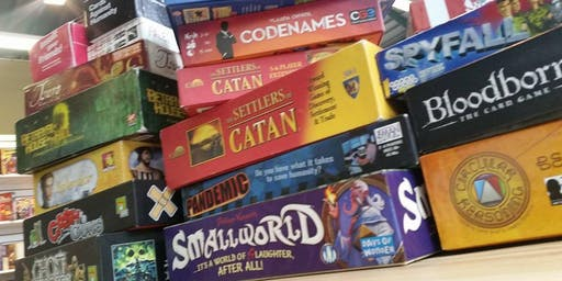 Monday Night Board Game Tavern at Alamo