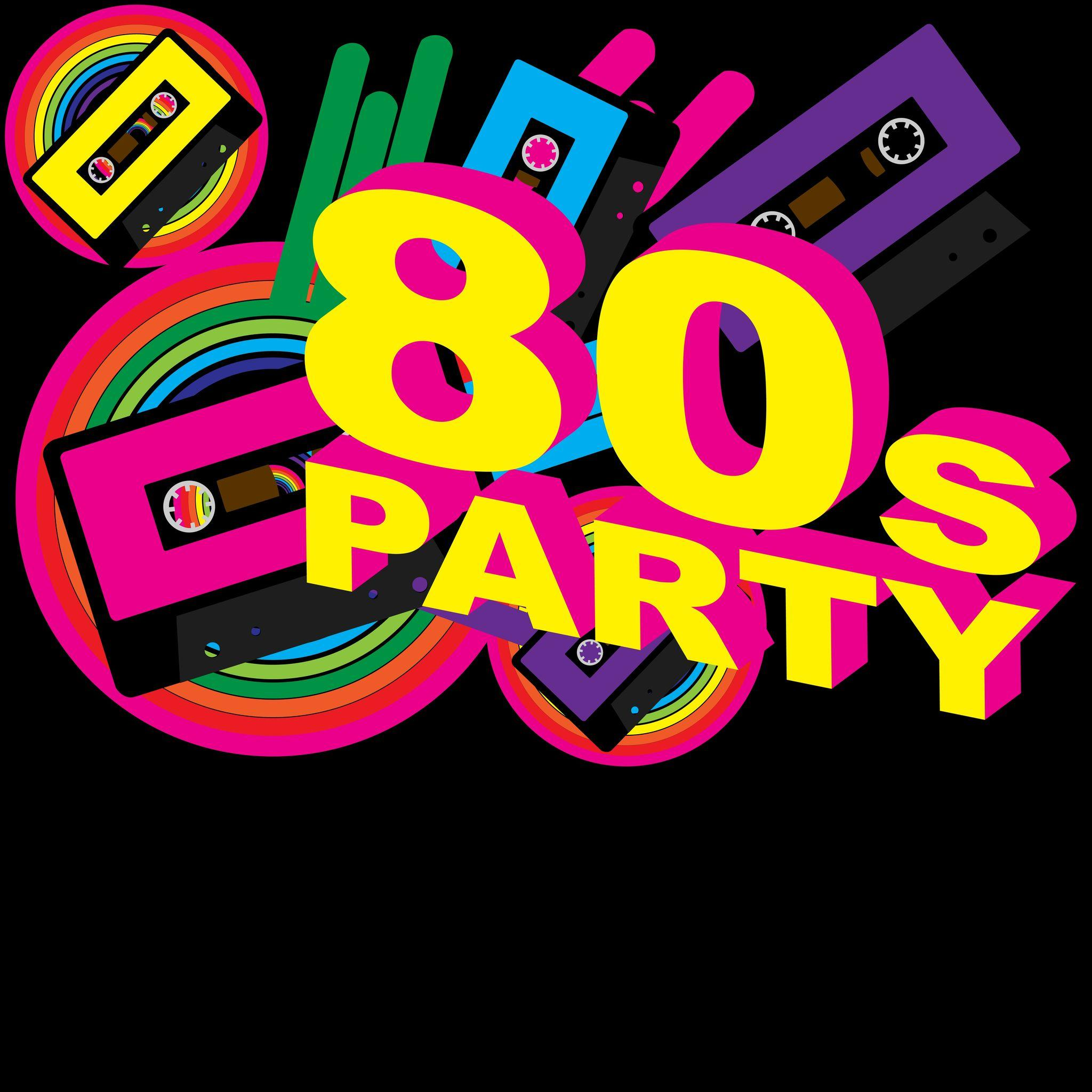 Back to the 80's Party