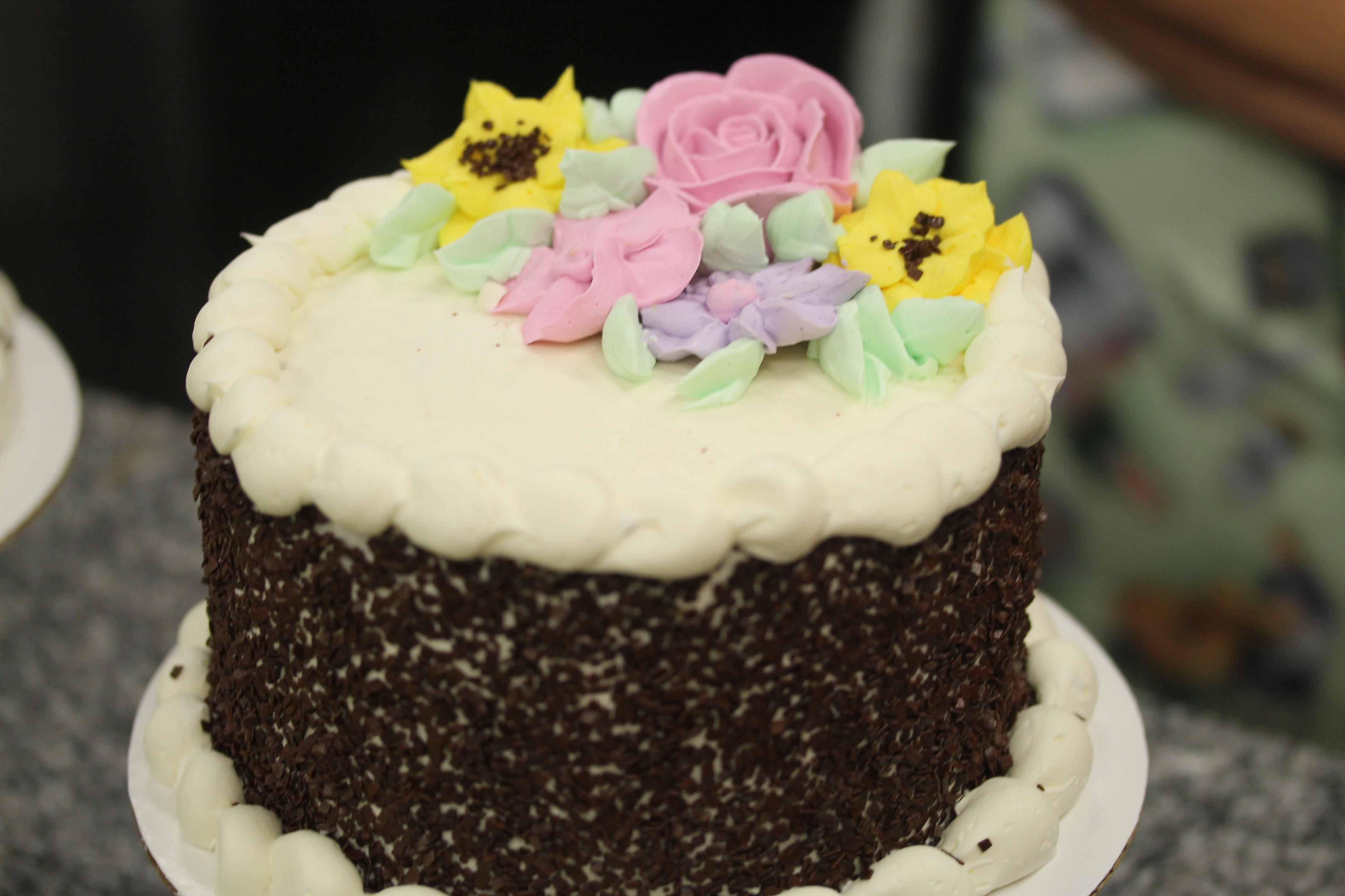 Cake Decoration @ William Dean Chocolates, Belleair Bluffs - 27 ...
