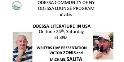 Odessan Literature in the USA