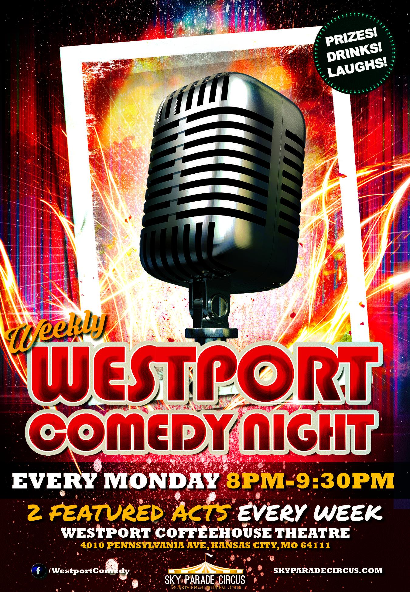 Westport Weekly Comedy Show