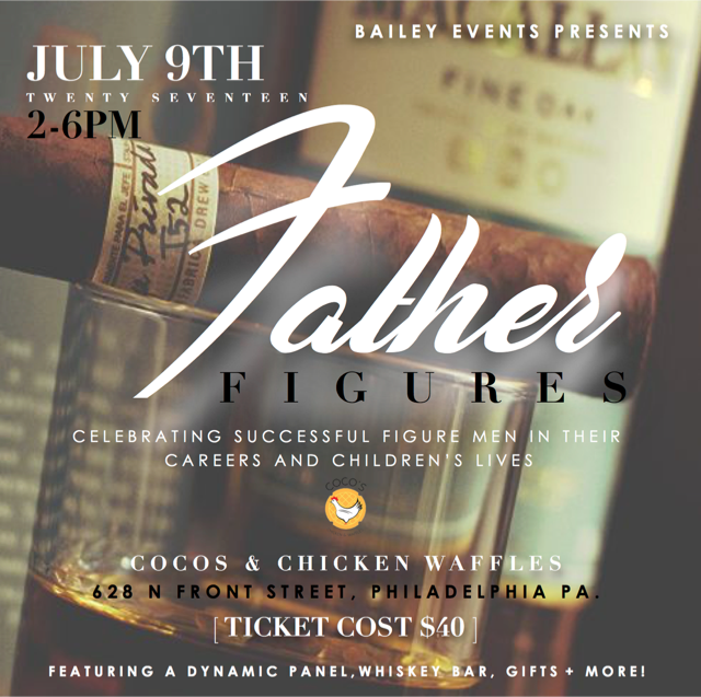 Father Figure Networking Lunch & Lounge