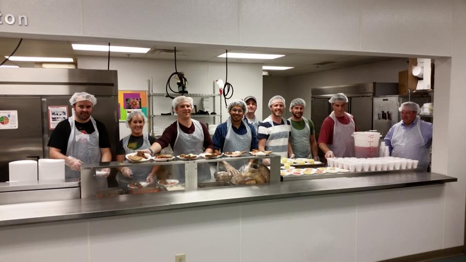 Serve Dinner at Faith Mission Community Kitch