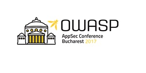 OWASP Bucharest AppSec Conference 2017