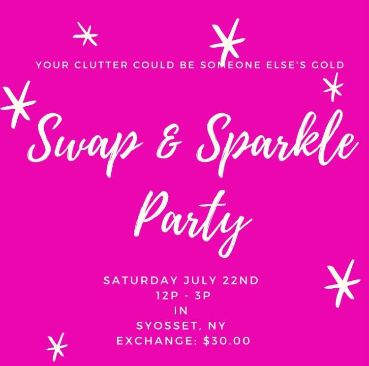 Swap & Sparkle Party