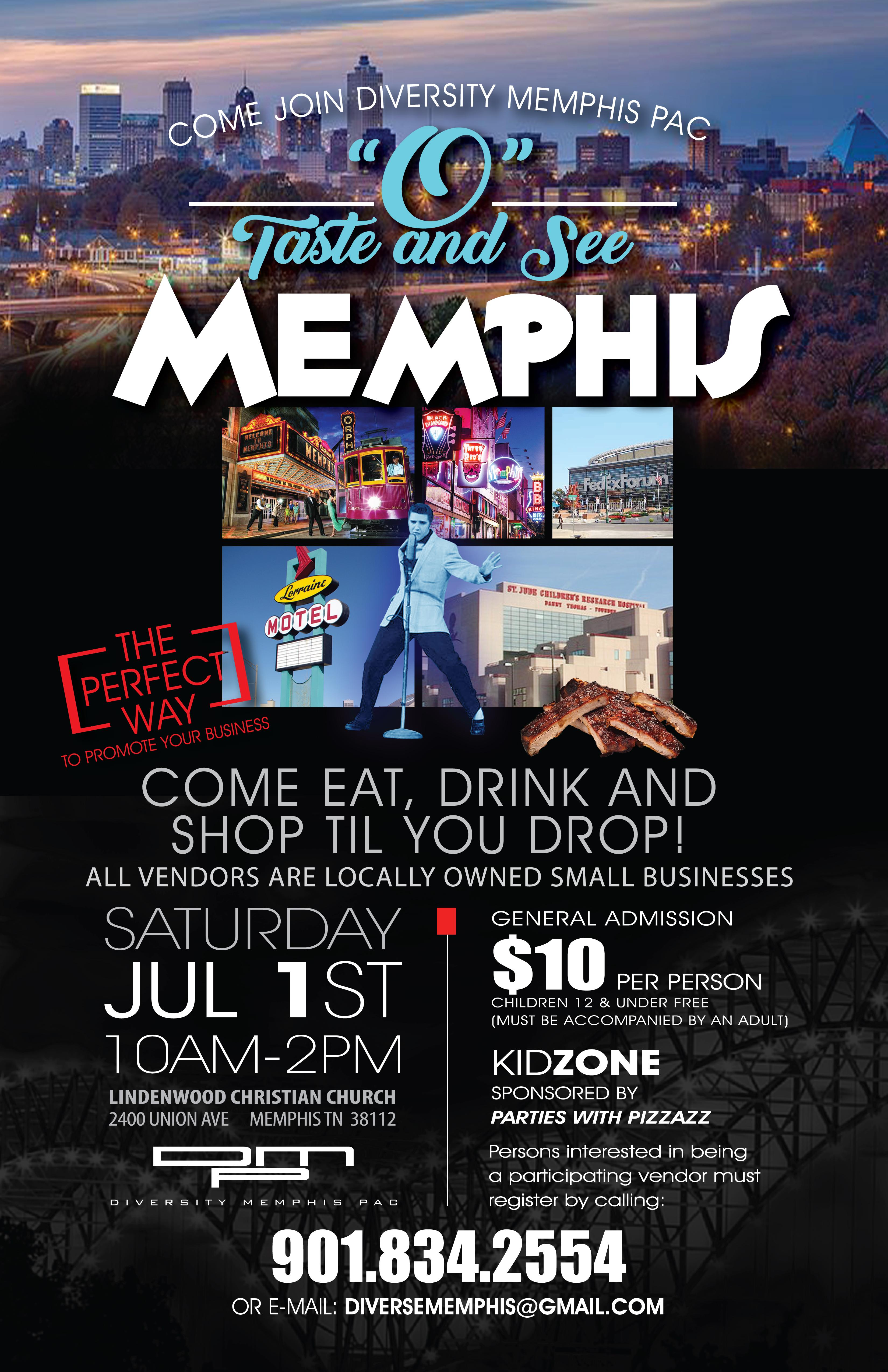 O' Taste and See Memphis