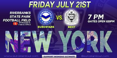 Opening Match - Bent vs. EuroStars - Americus Cup 2017