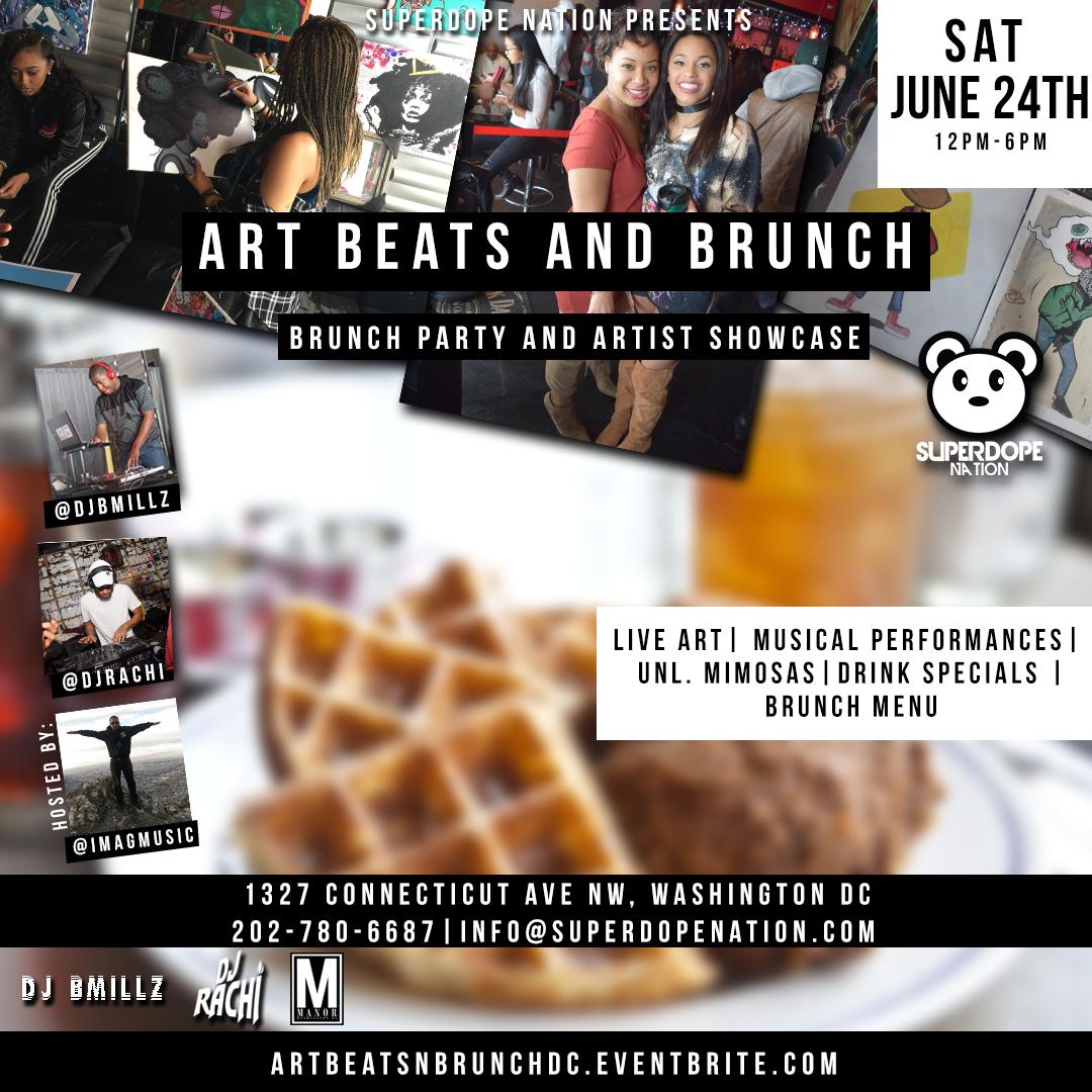 Art Beats and Brunch (DC)
