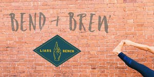 Bend & Brew at Liars Bench