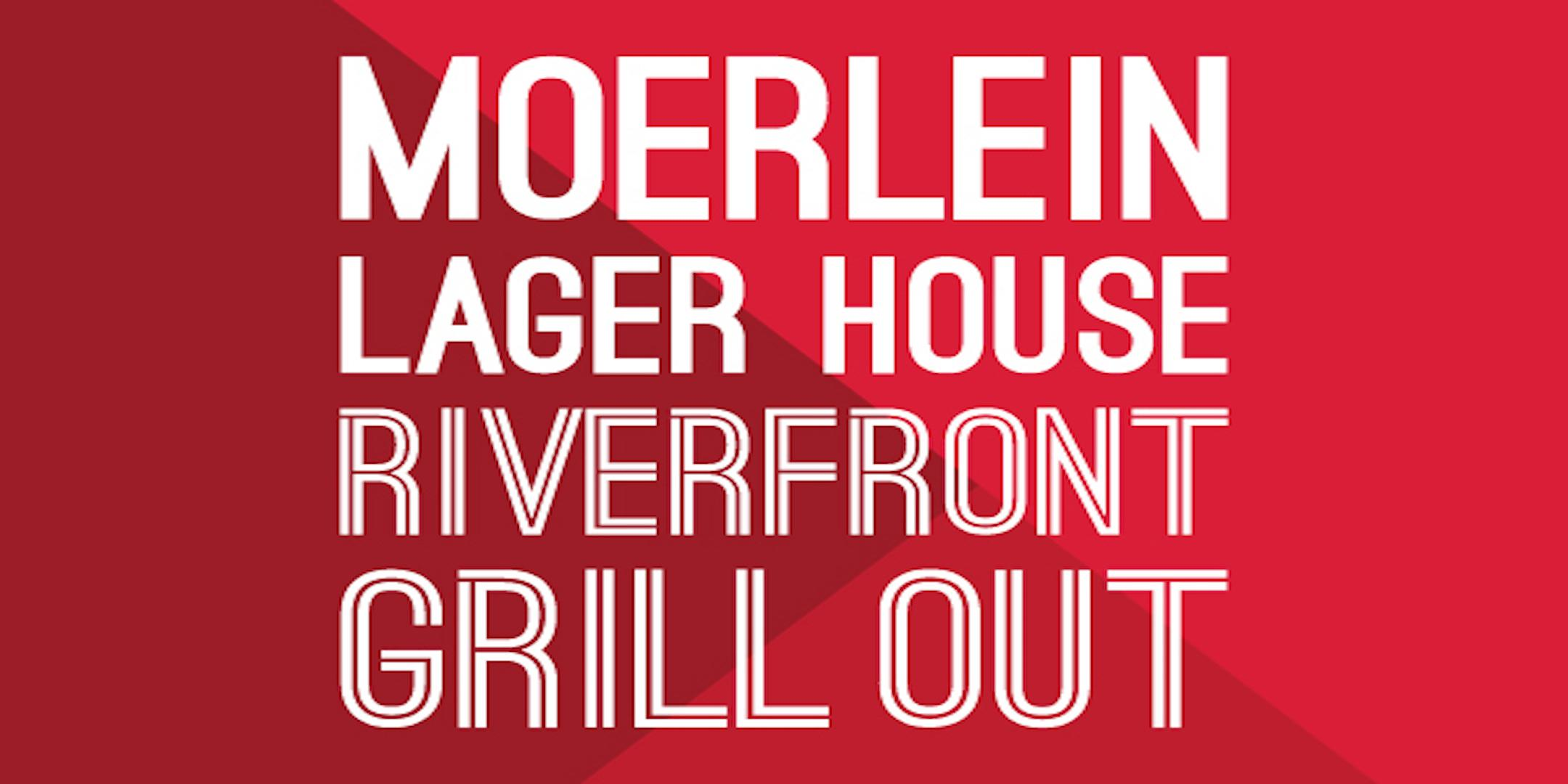 Riverfront Grill Out