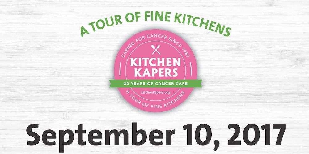 30th anniversary kitchen kapers tour tickets sun sep 10 2017 at 1200 pm eventbrite. Interior Design Ideas. Home Design Ideas