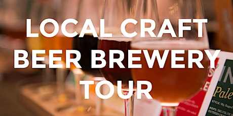 The Original Craft Beer Brewery Tour tickets