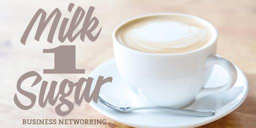 Milk 1 Sugar