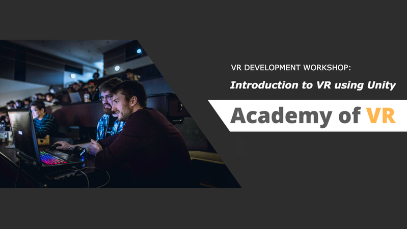 Introductory VR Workshop - Vancouver